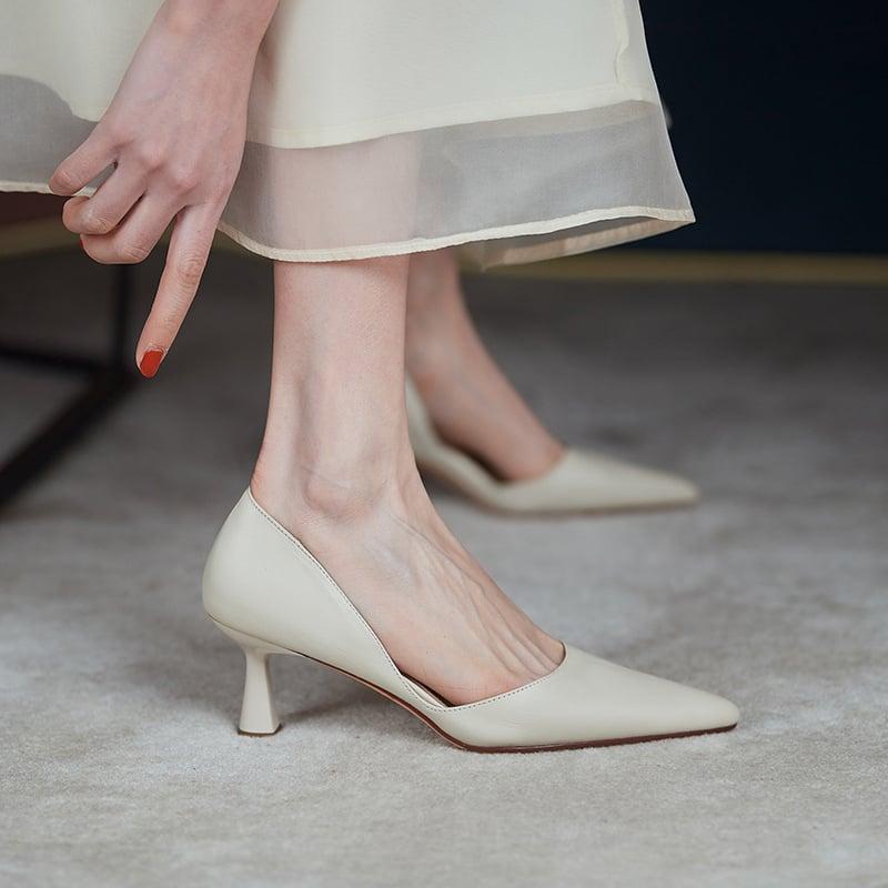 Chiko Sharan Pointed Toe Stiletto Pumps
