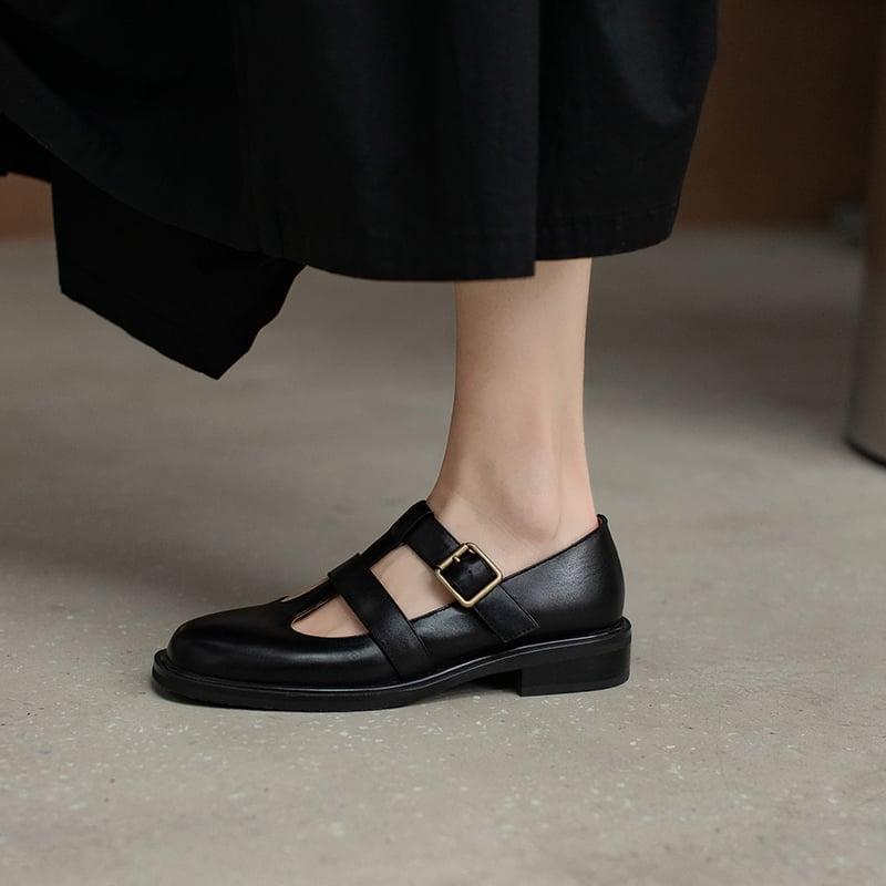 Chiko Taija Square Toe Block Heels Pumps