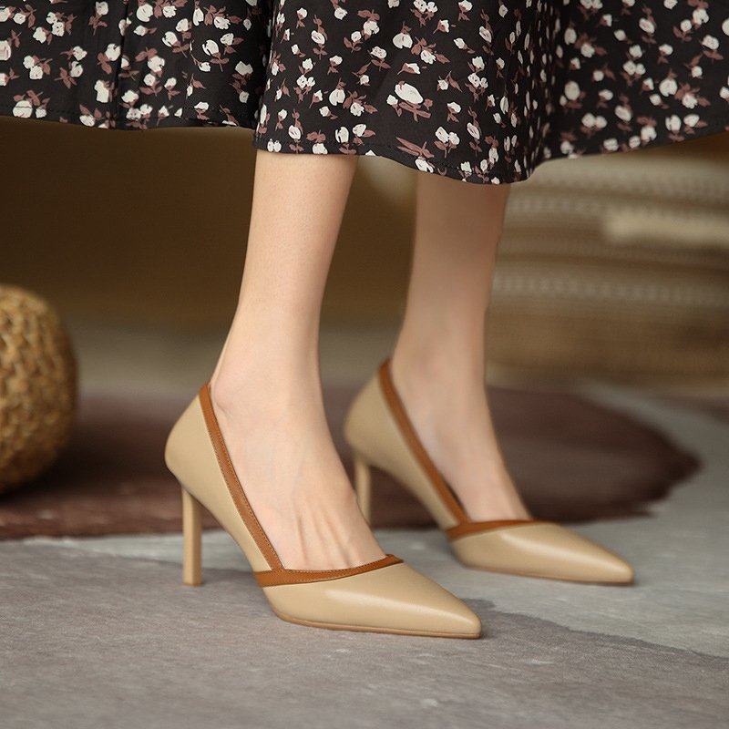 Chiko Nusi Pointed Toe Stiletto Pumps