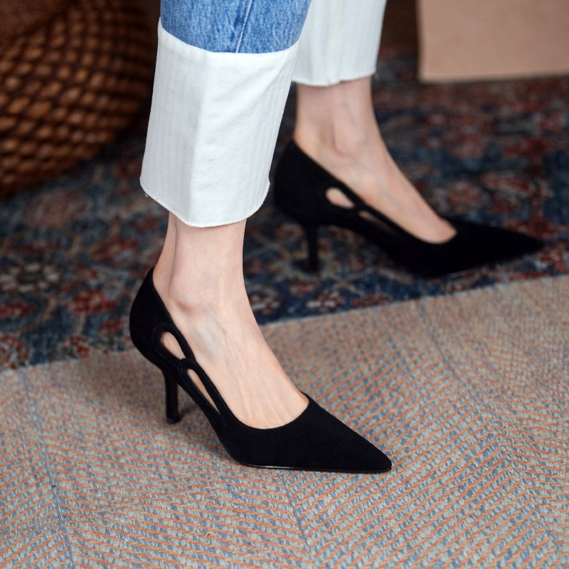Chiko Agnese Pointed Toe Stiletto Pumps