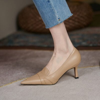 Chiko Blasona Pointed Toe Stiletto Pumps