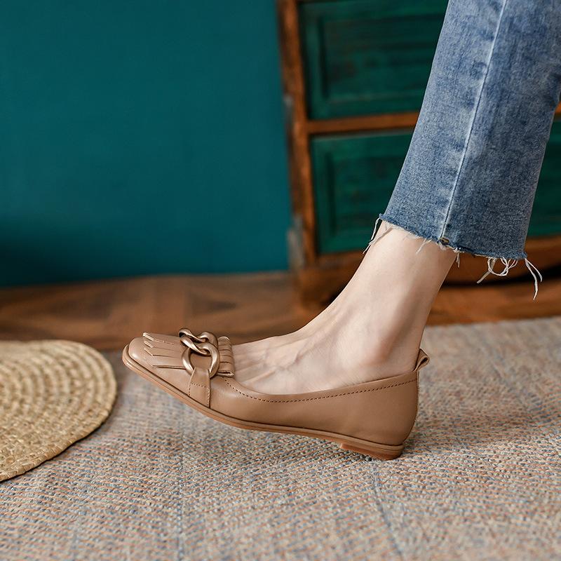 Chiko Carlina Square Toe Block Heels Pumps