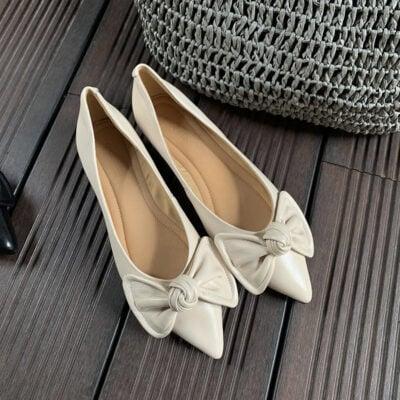 Chiko Cielo Pointed Toe Block Heels Pumps