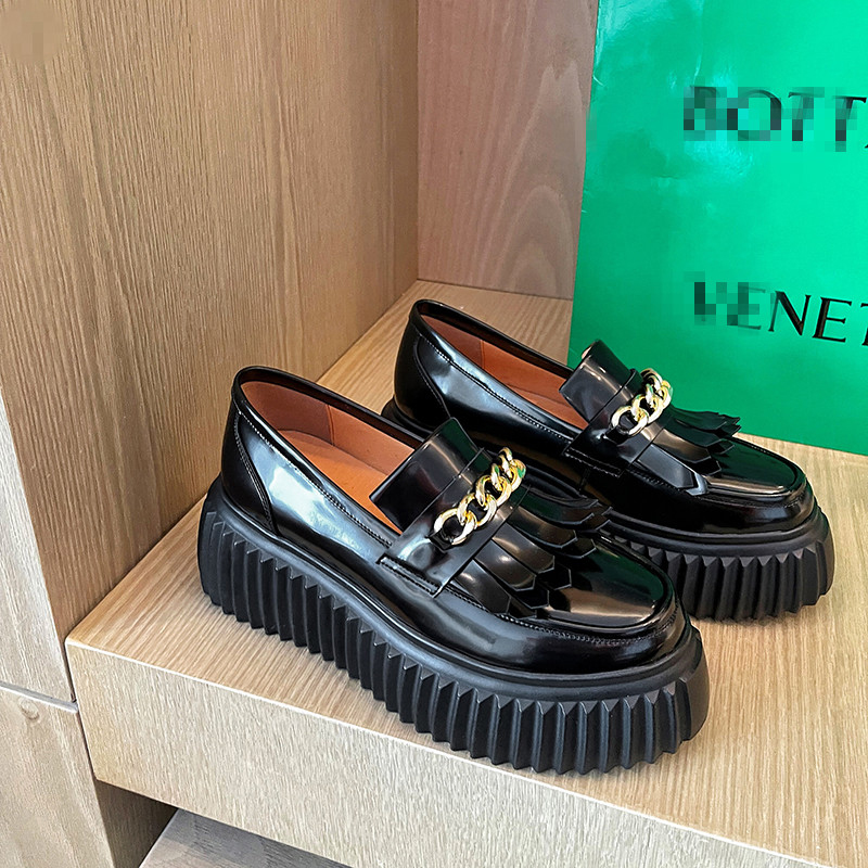 Chiko Clarie Round Toe Flatforms Loafer