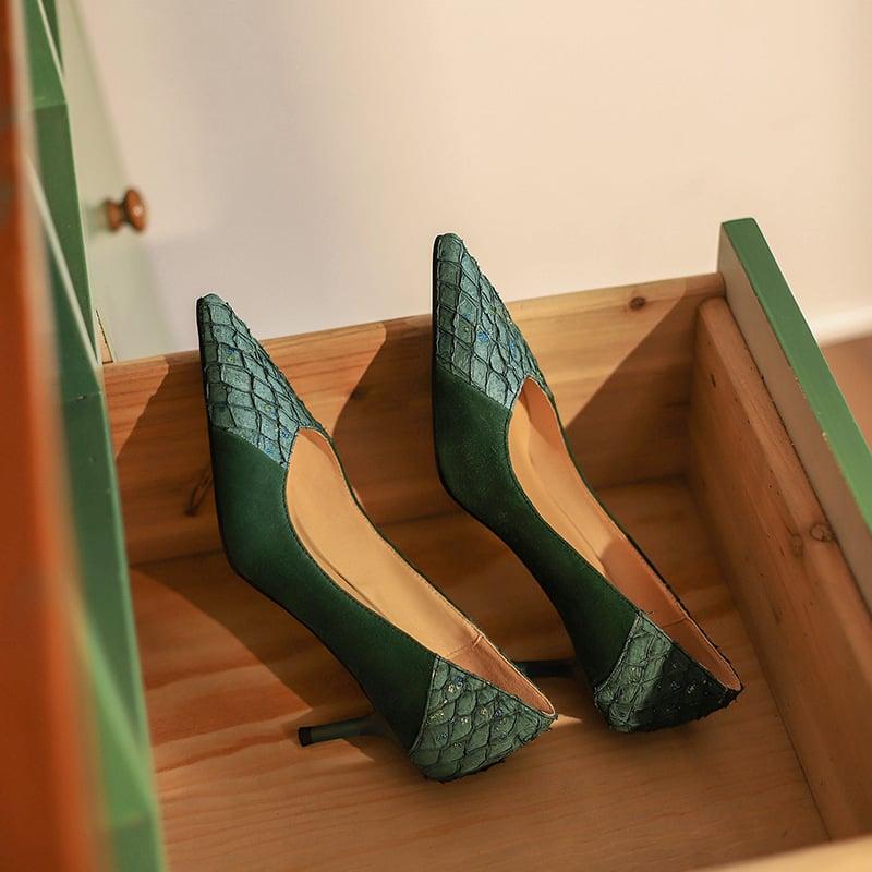 Chiko Dianna Pointed Toe Stiletto Pumps