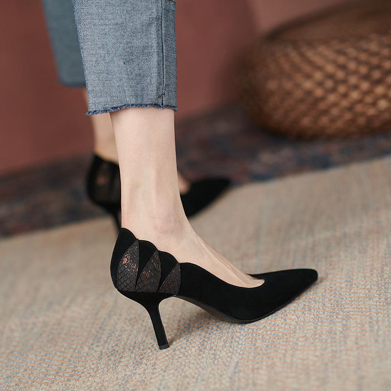 Chiko Dulce Pointed Toe Stiletto Pumps